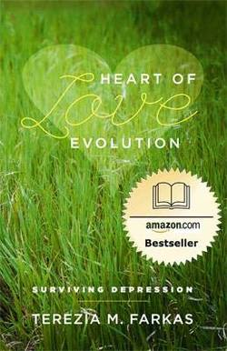 Bestseller, Depression Help, Heart Of Love Evolution, Surviving Depression