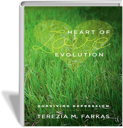 free download | book | heart of love evolution - surviving depression | author | terezia farkas